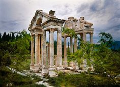 Aphrodisias, Turkey (Ara Güler photography)
