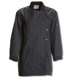 Nybo Workwear kokkejakke, Out-Line, dame, 3/4 ærme - Billig-arbejdstøj.dk