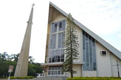 Matriz Santa Terezinha do Menino Jesus - Santa Terezinha de Itaipu (PR)