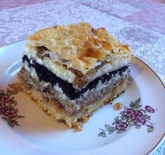 Százrétű rétes (gibanica) Hungarian Recipes, Spanakopita, Naan, Menu, Yummy Food, Sweets, Ethnic Recipes, Oreos, Finger