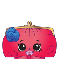 Shopkins - Clutch - a Common Shopkin Romantic Pictures, Cute Pictures, Shopkins Picture, Shopkins And Shoppies, Art Style Challenge, Alice, Pencil Art Drawings, Betty Boop, Paper Piecing