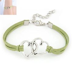 Love Heart Handmade Alloy Rope Charm Bracelet Love Heart Handmade Alloy Rope Charm Bracelet Brand New. Price is Final. Feel free to browse my closet. Jewelry Bracelets