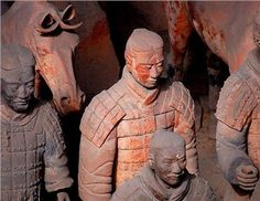 Xian Terra Cotta Warriors