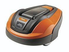 Flymo Robotic Lawnmower 1200 R Li-Ion, 18 V Flymo http://www.amazon.co.uk/dp/B00C70LUQ4/ref=cm_sw_r_pi_dp_VcsSvb1BZAR4W