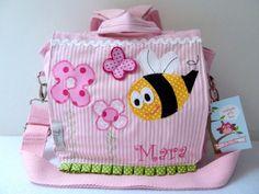 ♥+Kindergartenrucksack+&+Kindergartentasche+♥+von++★Nanilu★+auf+DaWanda.com