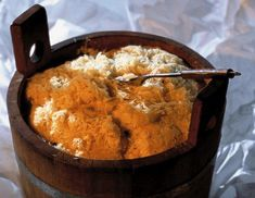 Sauerkraut - Grundrezept Chutney, Pickles, Mashed Potatoes, Dips, Salads, Pork, Healthy Eating, Chicken, Meat