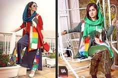 globalvoices: contemporary Iranian fashion