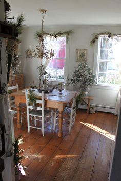 Paula's gorgeous Christmas kitchen!