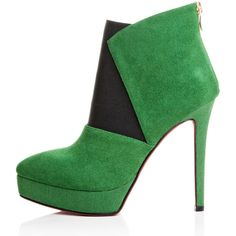 Chiko Joanna Geometry Suede Ankle Boots ($120) ❤ liked on Polyvore featuring shoes, boots, ankle booties, suede ankle boots, short boots, suede ankle bootie, suede bootie and ankle boots