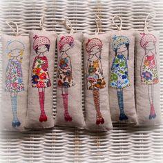 Lilipopo - lavender girls