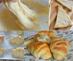 Cornetti salati sofficissimi senza burro