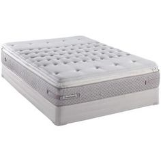 sealy gel twin firm euro pillow top mattress set rifeu0027s home furniture