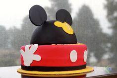 Mickey Cake/ Torta de Mickey Mouse/Ponque de Mickey