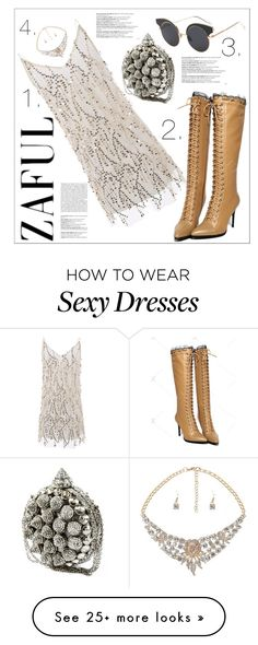 """#sexy#dress like a celebrity but for a fraction of the cost#best dressed wherever you wear it #beautiful #show off"" by christinadrussell on Polyvore featuring Balmain"