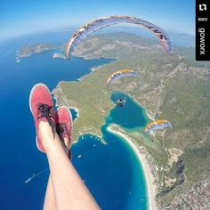 #Repost @goworx with @repostapp  From paragliders in Turkey to the Northern Lights in Alaska click the link in our bio to check out the 15 best GoPro photos to inspire your adventure! Thanks to all the amazing content creators who contributed. | Feature photo by @buraktuzer | #GoWorx #progeargadgets #Singapore #Gopro #goproaccessories #sjcam #xiaomiyi