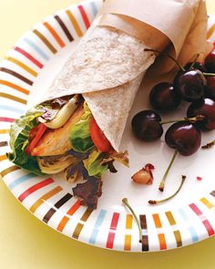 Breathe some excitement into brown-bag lunches with enticing sandwiches that kids and adults will love. Choose from sandwiches and wraps filled with turkey, chicken, roast beef, ham, egg salad, hummus, tofu, artichokes, and lots more.