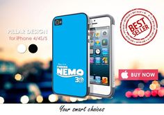 Phone Cases – NEMO TITLE iphone 4/4S/5 case cover – a unique product by Reyes-Dawn- on DaWanda