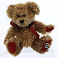 Boyds Bears Plush Dale Earnhardt Jr Lil Racing Teddy Bear Height: 5.5 Inches Material: Fabric Type: Teddy Bear Brand: Boyds Bears Plush Item Number: Boyds Bears Plush 919485 Catalog ID: 5824 New With