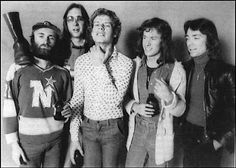 Genesis 1976 line up (with bill Bruford)