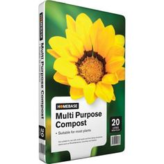 Multi Purpose Compost - 20L at Homebase -- Be inspired and make your house a home. Buy now.