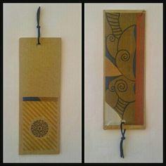 Handmade bookmark  Segnalibro