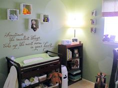 Smallest Things   Wall Decals - Trading Phrases