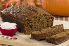 Fresh, homemade pumpkin bread is easy to make this with this fabulous pumpkin bread recipe!
