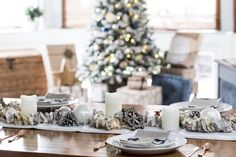 Coastal Christmas Home Tour – Old New Riverview