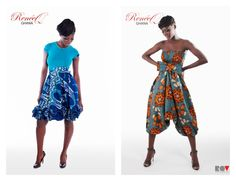 African Prints in Fashion: Stylish, Elegant and YOUnique: Interview with ReneeQ