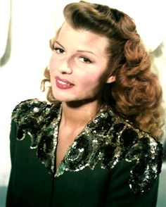 1940s. She's gorgeous.
