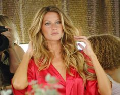 Gisele Bundchen during 10th Victoria's Secret Fashion Show. Photo: KMazur/WireImage for Full Picture/Getty Images.