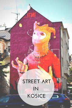 Kosice street art