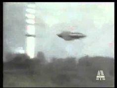 Ufo filmado na Itália de perto por cinegrafista incrível