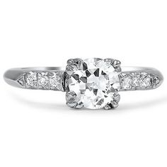 The Amery Ring #BrilliantEarth