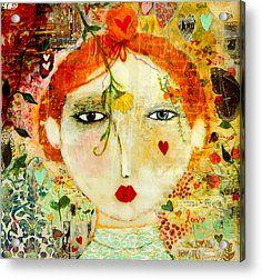 Sarah Kiser Acrylic Prints and Sarah Kiser Acrylic Art for Sale