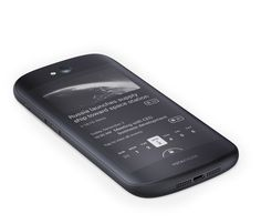 Hands-on with the YotaPhone: the e-ink Android phone that nobody expected