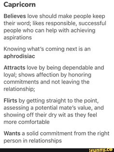 Nothing more describes a Capricorn more aptly. Zodiac Capricorn, Capricorn Lover, Capricorn Season, Capricorn Quotes, Zodiac Signs Capricorn, Zodiac Star Signs, Zodiac Quotes, Astrology Signs, Zodiac Facts