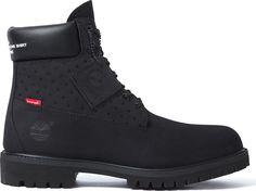 Comme des Garçons SHIRT x Supreme x Timberland 6-Inch Premium Waterproof Boot - EU Kicks: Sneaker Magazine