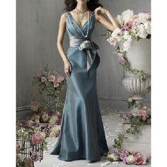 bridesmaids dress (in royal blue)
