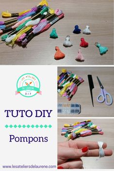 craft kits for kids diy \ craft kits for kids ; craft kits for kids diy ; craft kits for kids to buy ; craft kits for kids gift Craft Kits For Kids, Sewing Projects For Kids, Diy For Kids, Diy Pompon, Diy Beaded Bracelets, Beaded Jewelry, Diy Bracelet, Ankle Bracelets, Handmade Bracelets