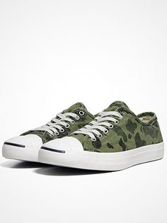 2012.12.01 Jack Purcell goes camouflage. You should too. Yours for £55 - go get 'em.    http://pick.basouk.com/QV7Ute