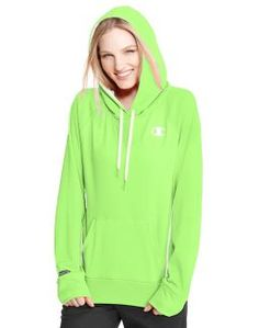 Celebrate Earth Day with a Champion Eco® Fleece Hoodie ...