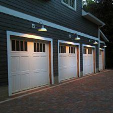 An American Lighting Manufacturer Exterior Barn
