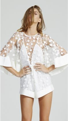 aliceMcCALL.com | Gypsy Eyes Playsuit - alice McCALL