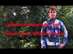 Adidas trail: Cortavientos Agravic Wind Jacket (100gr) y Chaqueta Agravic 3L Jacket (175gr) Análisis técnico y gama Terrex trail.   Carrerasdemontana.com