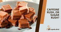 This coffee fudge recipe will give you both, as well as a smile. Coffee Fudge Recipes, Coffee Meeting, Coffee Varieties, Italian Coffee, Coffee Pods, Sugar Rush, Original Recipe, Taste Buds, Brown Sugar