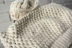 how to crochet a heart: Popcorn Stitch Tutorial