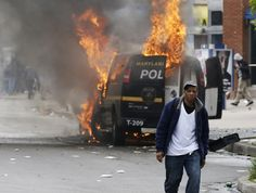 Man dragged out of store and beaten in Baltimore riots. http://www.theblaze.com/stories/2015/04/27/man-dragged-out-of-store-by-mob-in-what-is-likely-the-most-disgusting-video-to-emerge-out-of-baltimore-riots/