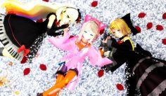 Mayu, Yuu & Rin