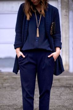 All navy  #currentlycoveting